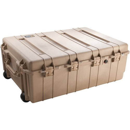 Pelican Products Transport Case with Foam: 27.13'' x 37.5'' x 14.37''