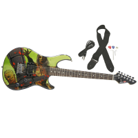 Peavey Rockmaster Full Size The Walking Dead - Riot 26 Electric Guitar New