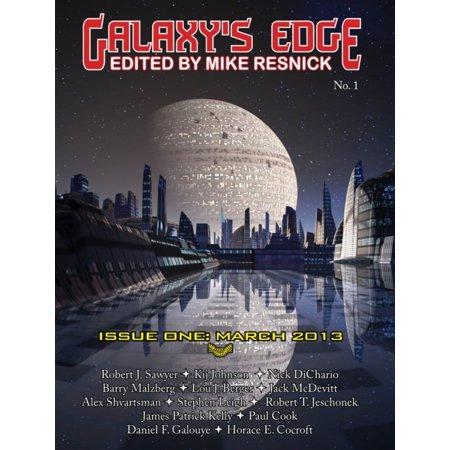 Galaxy Magazine (Galaxy's Edge Magazine: Issue 1, March 2013 -)