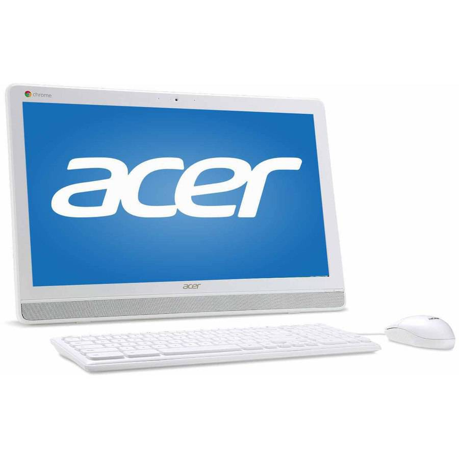 "Click here to buy Chromebase White DC221HQ Desktop PC with NVIDIA Tegra K1 Processor, 4GB Memory, 21.5"" Monitor, 16GB Flash Memory... by Acer."