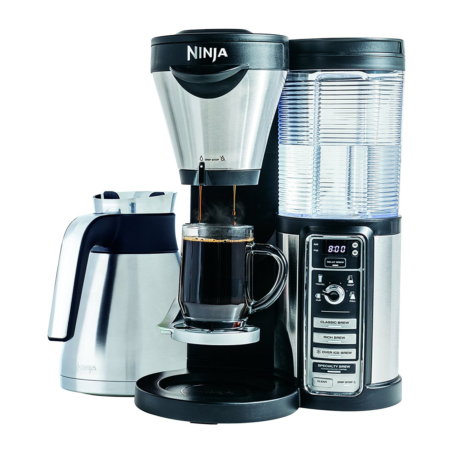 Ninja Coffee Bar Brewer, Thermal Carafe - Walmart.com