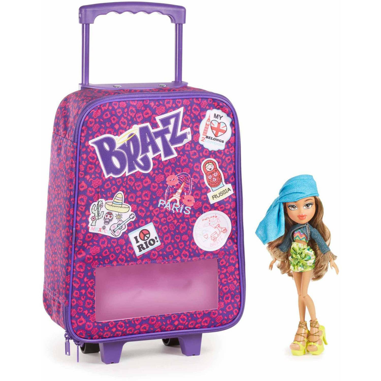 Bratz Study Abroad Case with Doll by MGA Entertainment