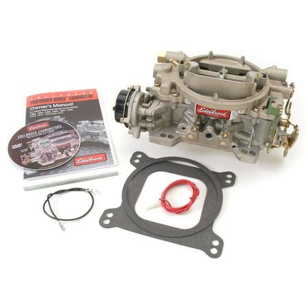 Barrel Marine Carburetor (Edelbrock 1409 Performer Series Marine)
