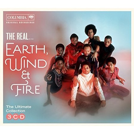 Real Earth Wind & Fire (CD)