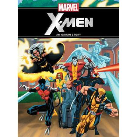 Marvel The X-Men](Xmen Kids)