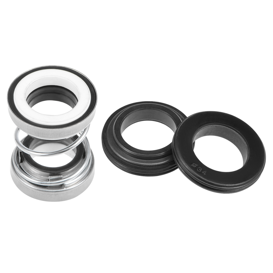 Mechanical Shaft Seal Replacement for Pool Spa Pump 202-18 - image 3 de 3