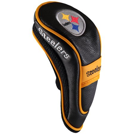 Pittsburgh Steelers Hybrid Golf Club Head Cover