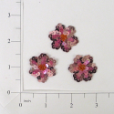 Expo Int'l Small Daisy Sequin Appliques Pack of 3 - Halloween And Party Expo