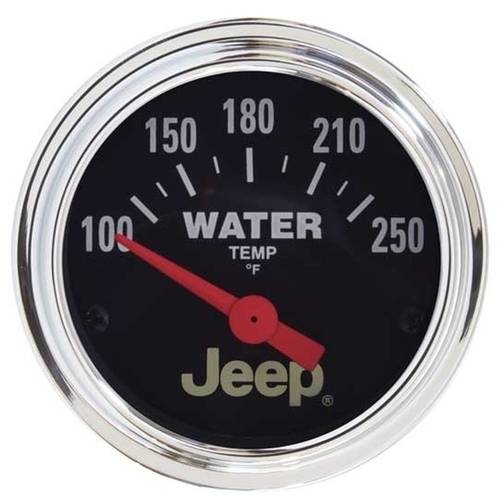 AUTO METER 880241 JEEP 2-1/16IN WATER TEMPERATURE