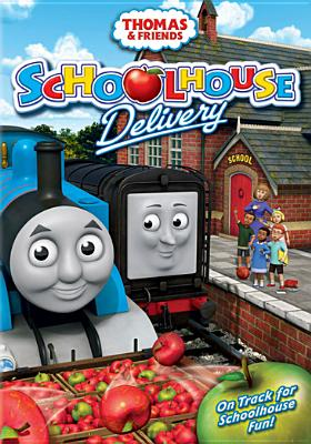 Thomas & Friends: Schoolhouse Delivery (DVD) by Lyons/HIT Entertainment