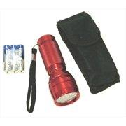 FL30721R 21 LED Bulb Flashlight, Red