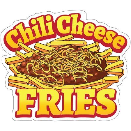 Chili Cheese Fries 12