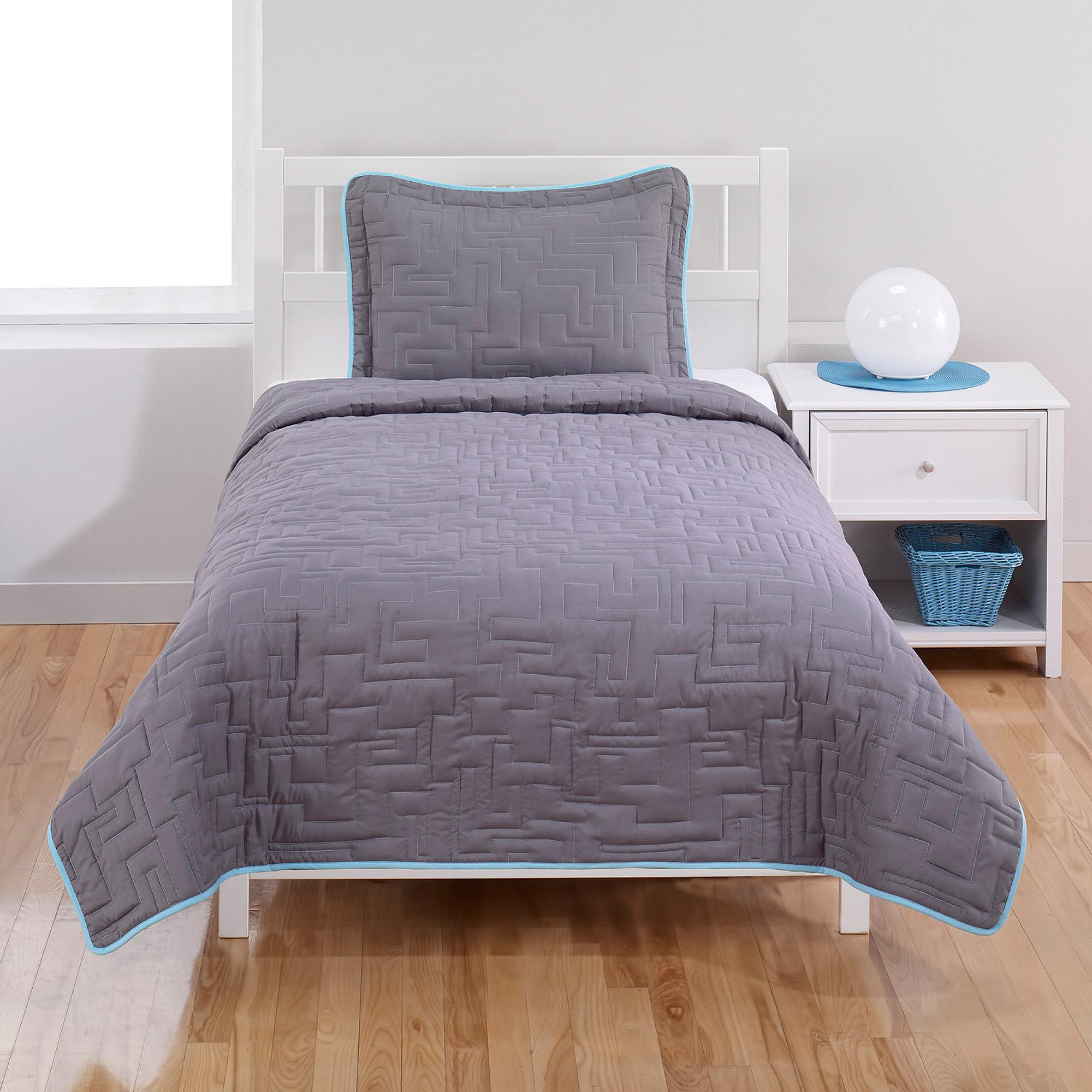 Maze Bedding Quilt Set