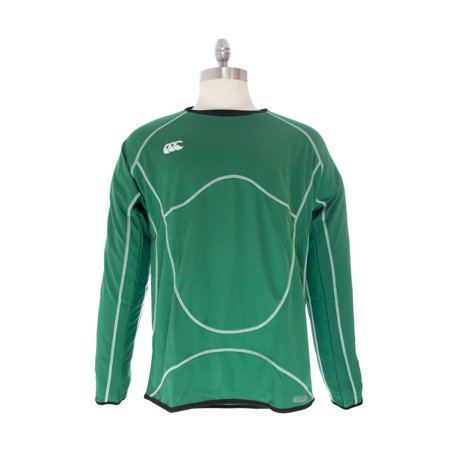 Ccc Canterbury Youth Size Goalkeeper Rugby Shirt X Large Green
