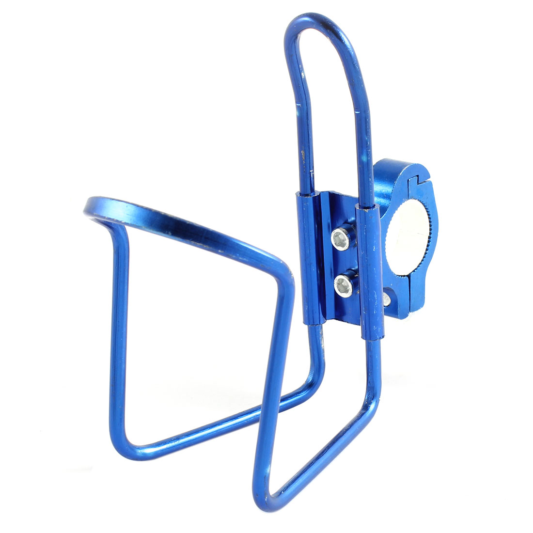 Royal Blue Cycling Bike Bicycle Handlebar Water Bottle Holder Cage