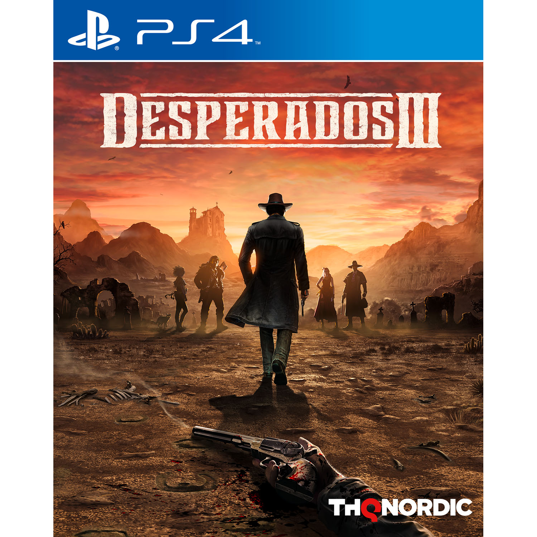 Desperados Iii Thq Nordic Playstation 4 811994021755 Walmart Com Walmart Com