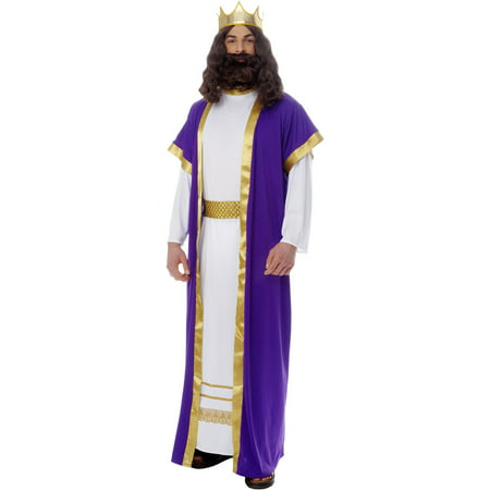 Biblical King Men's Costume - King Ramses Costume