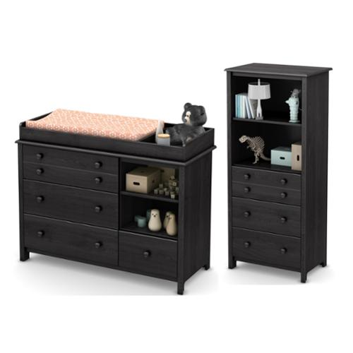 South Shore Furniture  Little Smileys Changing Table and Dresser