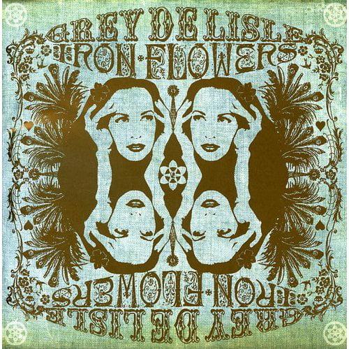 Grey Delisle - Iron Flowers [CD]