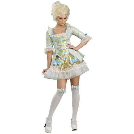 Women's  Adult Lady of Versailles Victorian Marie Antoinette Costume](Antoinette Costume)