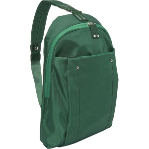 "WIB Miami City Slim Backpack for 14.1"" Notebooks - Green"