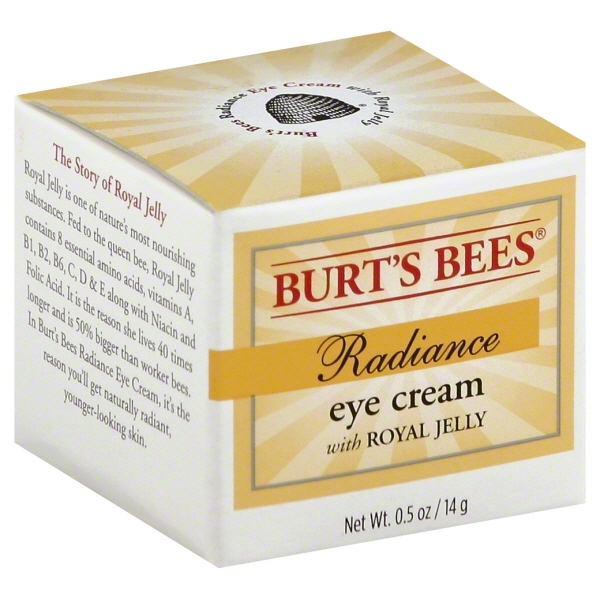 Burt's Bees Radiance Eye Cream, .5 oz