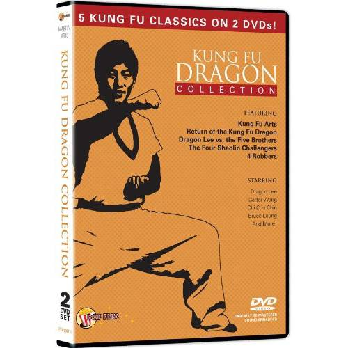 Kung Fu Dragon Collection (Full Frame)