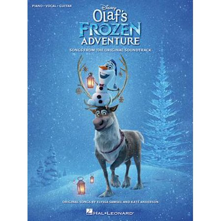 Disney's Olaf's Frozen Adventure : Songs from the Original Soundtrack