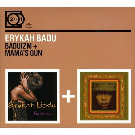Baduizm / Mamas Gun (CD) - Disc Gun