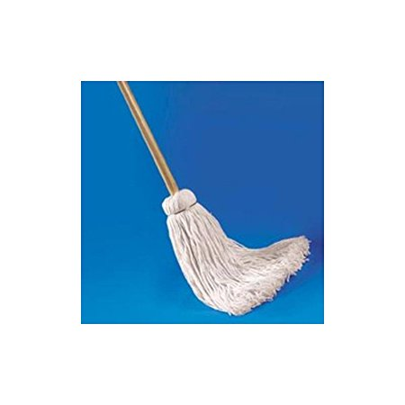 Abco 16Oz Cotton Deck Mop 2/Pkg JW-CD-50016 4 Ply Deck Mop