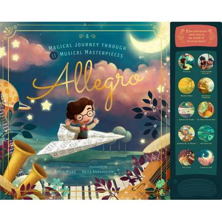 New Original Allegro - Allegro : A Musical Journey Through 11 Musical Masterpieces