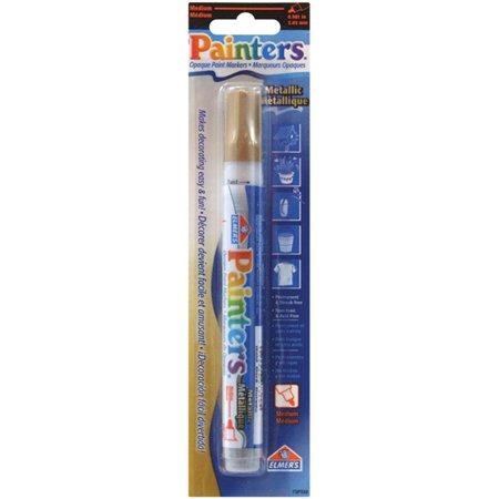 Painters Medium Point Gold Paint Pen, 1 Each