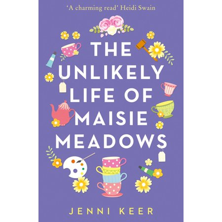 The Unlikely Life of Maisie Meadows - eBook (Lady In The Meadow By Kinuko Y Craft)