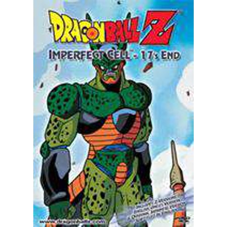 Dragon Ball Z - Imperfect Cell: 17's End