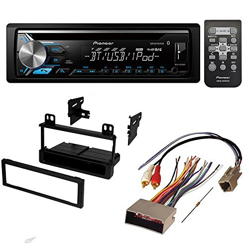 aftermarket car stereo receiver radio kit dash installation mounting rh walmart com K5 Blazer Wiring Harness EZ Wiring Harnesses for Cars