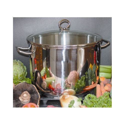 Camerons Stock Pot with Lid