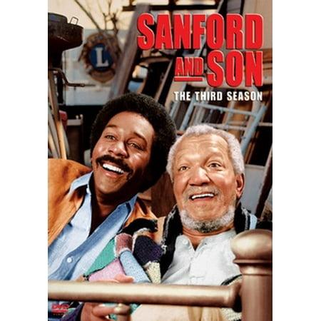 Sanford & Son: The Third Season (DVD) (Sons D'halloween)