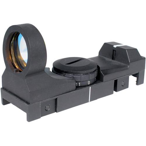 Swiss Arms Red Dot Reflex Sight, Black, Box
