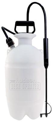 HUDSON, H D MFG CO Deck Pump Sprayer, Translucent Tank, 2-Gals. by HUDSON, H D MFG CO
