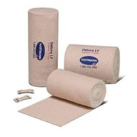"WP000-38600000 38600000 Bandage Deluxe Elastic LF Reusable 6""x5.5yd Tan 10 Per Pack # 38600000 From Hartmann USA"