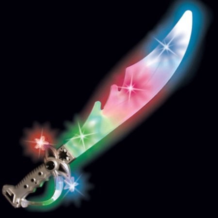 Supreme Light-Up Space Pirate Saber with Sound 22