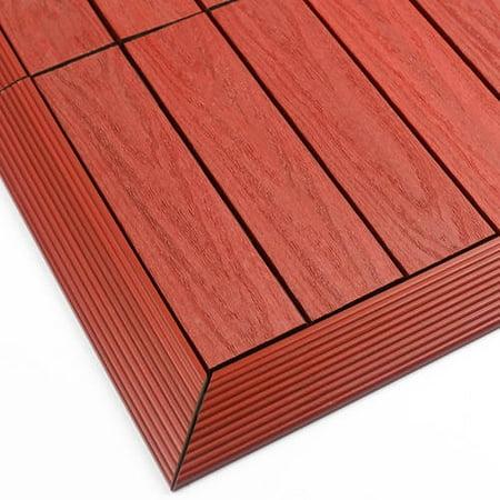 new techwood ultrashield quickdeck 2 x 12 composite deck. Black Bedroom Furniture Sets. Home Design Ideas