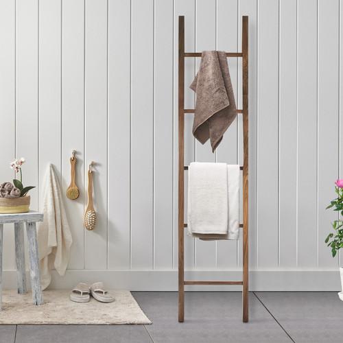 Wood Decorative Ladder Walmart Com