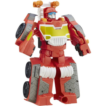 Playskool Heroes Transformers Rescue Bots Night Rescue Heatwave](Rescue Bot)