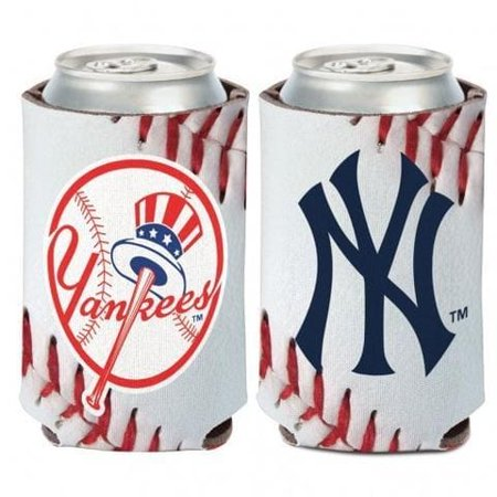 (New York Yankees Ball Design Can Cooler)