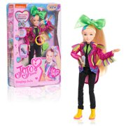 JoJo Siwa 10 inch Singing Fashion Doll, Non-Stop, Preschool Ages 6 up by Just Play