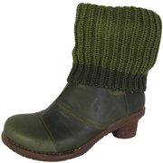 El Naturalista Womens N744 Tesela Knit Ankle Boot Shoes