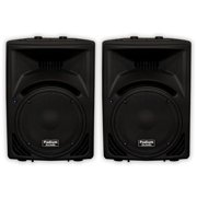 "Podium Pro PP1010 Passive 10"" Speaker Pair 1100 Watts PA DJ ABS PP1010-PR"