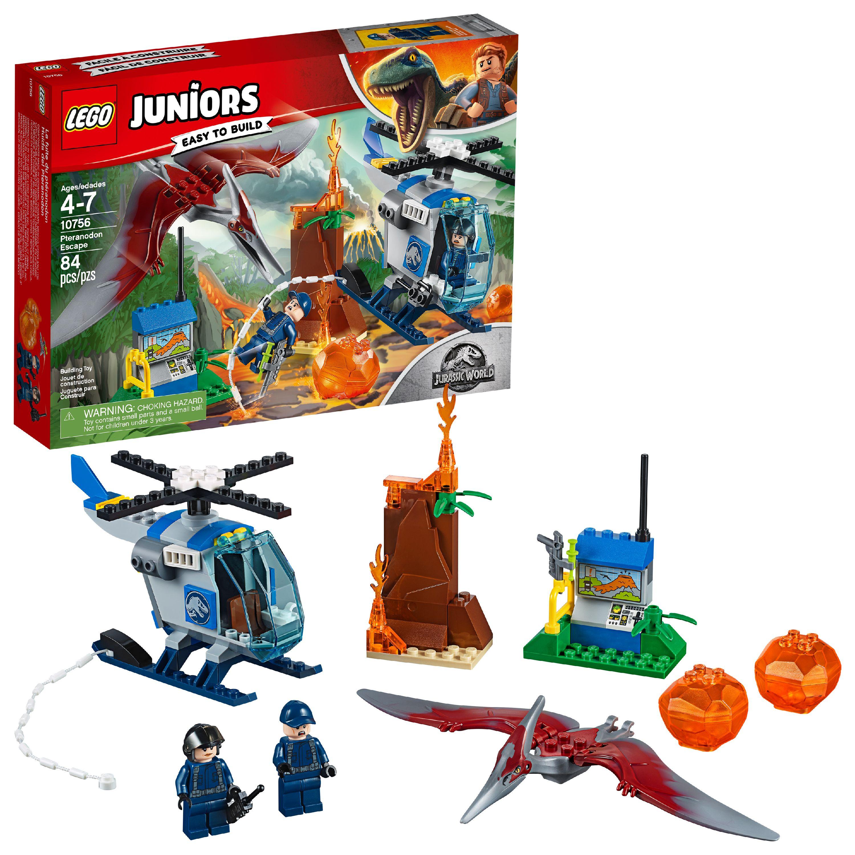 LEGO Juniors Pteranodon Escape 10756 Building Set (84 Pieces)