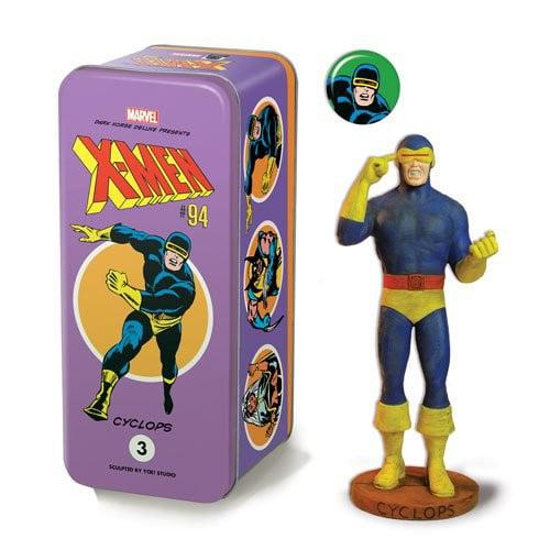 X-Men Cyclops X-Men 94 Statue (Number of Pieces per Case: 3) by